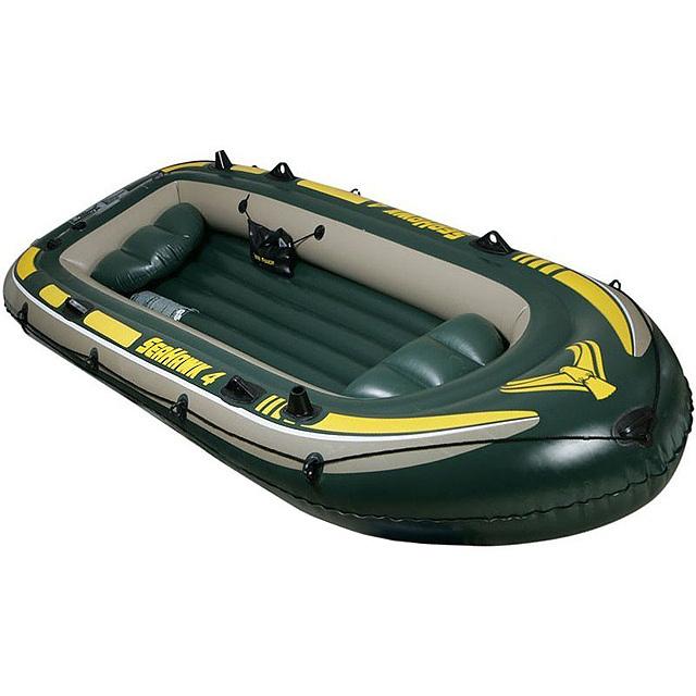 купить надувную лодку из пвх для рыбалки в омске