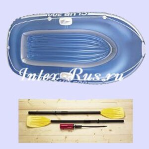 лодка надувная club 200