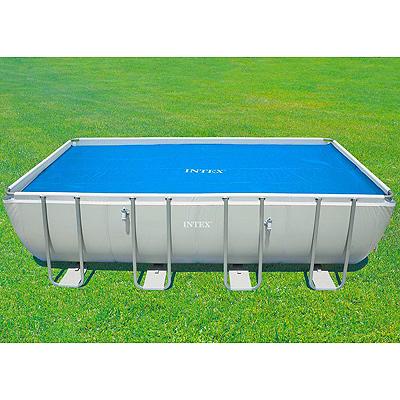 Обогревающее покрывало для прямоугольных бассейнов, 549*274 см