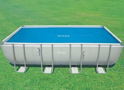 Обогревающее покрывало для прямоугольных бассейнов, 732*366 см