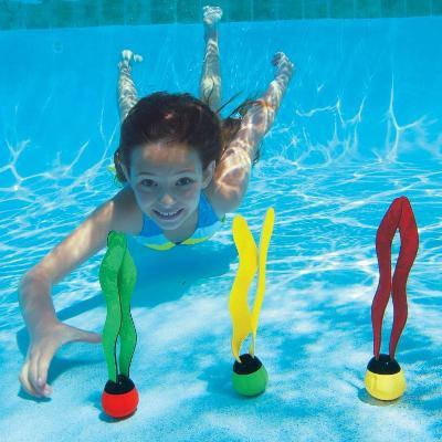 Мячи для подводного плавания
