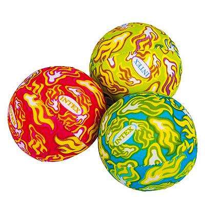 """Мячики для игр в воде """"Водяные бомбы"""", 3 шт"""