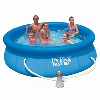 Надувной бассейн  Easy Set, 244х76 см, насос-фильтр
