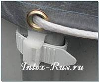 Тент Delux Cover для бассейна 549 см, 57900 Intex (INTEX, Китай)