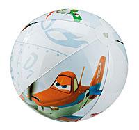 """Надувной мяч """"Самолеты"""", 61 см, от 3 лет"""