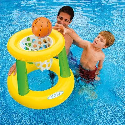 Водный баскетбол,  67x55 см