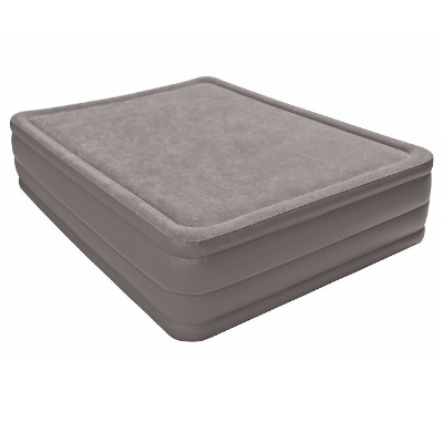 Надувная кровать Queen Foam Top Bed (2-сп.)