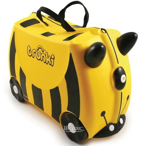 9eff856ba585 Детский чемодан на колесиках Пчела Бернард купить в Москве по цене ...