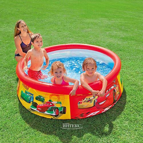 b70b538426c27 Надувной бассейн Easy Set 183*51 см - Тачки купить в Москве по цене ...