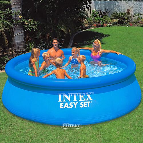 6fdd9554c1158 Надувной бассейн Easy Set 366*91 см купить в Москве по цене 5450 руб ...