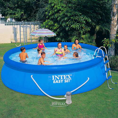 Асексуары для надувных бассейнов