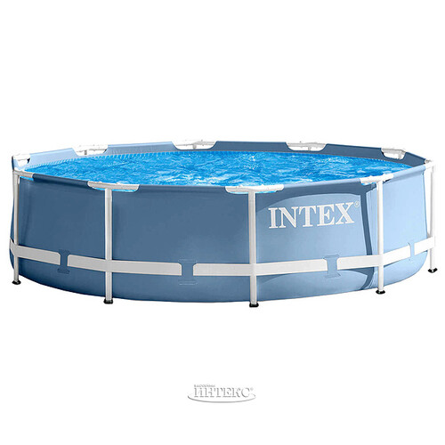 Каркасный бассейн Intex Prism Frame 305х76 см INTEX