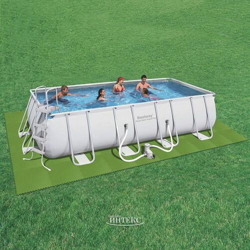 Подложка под бассейн.