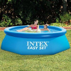 0cefeeec0bb41 Надувной бассейн Easy Set 244*76 см купить в Москве по цене 2450 руб ...